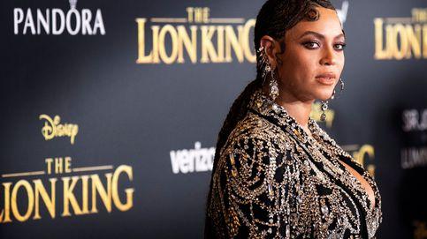 Beyoncé y Blue Ivy se visten a juego en el estreno de 'El Rey León'