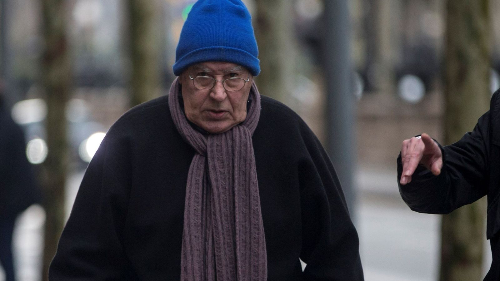 Foto: El ex-responsable del Palau de la Música Jordi Montull. (EFE)