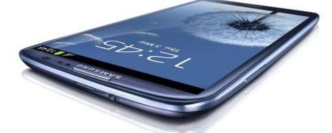 Samsung 'dispara' su Galaxy SIII bajo la sombra del iPhone 5