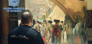 Post de Piden suspender la venta en Sotheby's de un cuadro de Sorolla incautado en 'Malaya'