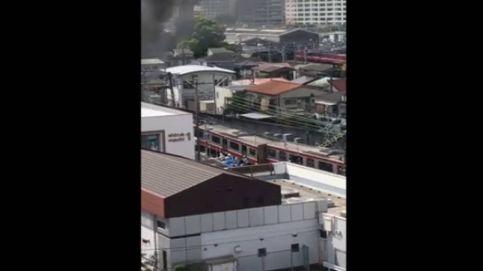 Un muerto y 30 heridos en una brutal colisión entre un tren y un camión en Japón