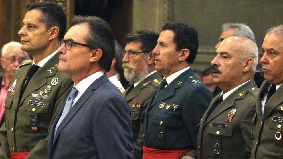 Fuerzas Armadas catalanas: cómo montar el ejército con 600 soldados