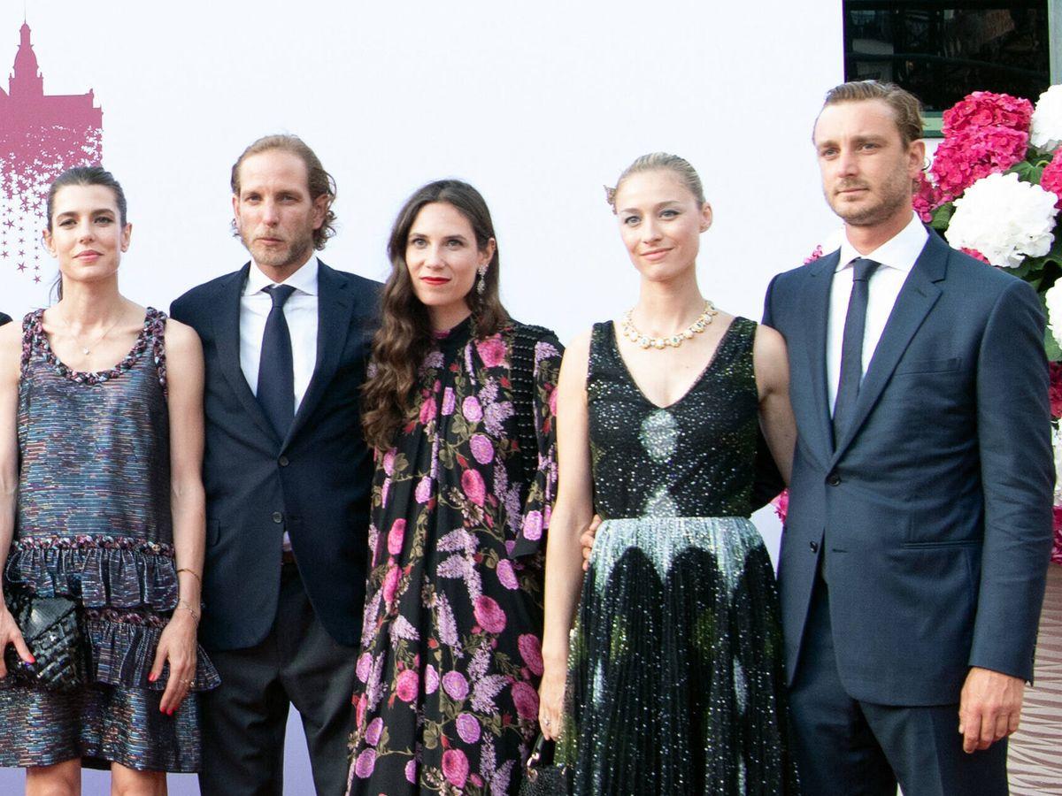 Foto: Carlota, Andrea, Tatiana, Beatrice y Pierre Casiraghi. (Gtres)