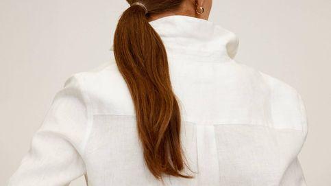 Necesitas la camisa blanca de Mango Outlet que solo cuesta 18 euros