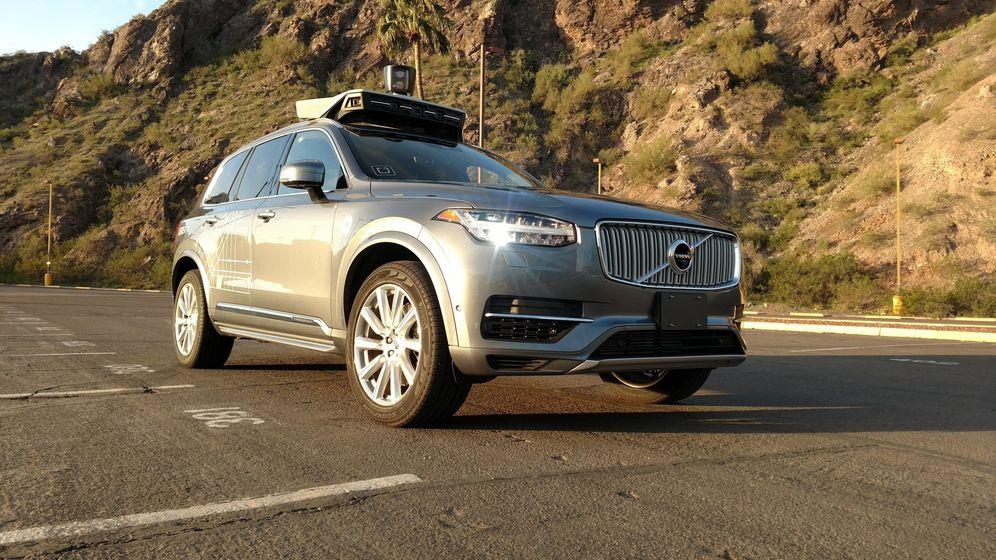 Foto: Un vehículo autónomo de uber mata a un peatón en arizona (Foto: EFE)