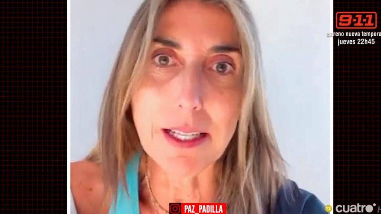 Paz Padilla. (Mediaset España)