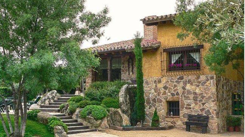 La casa de Pablo Iglesias e Irene Montero en el norte de Madrid.