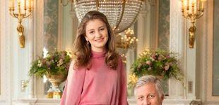 Post de Cosas de familia: la princesa Elisabeth de Bélgica le roba la ropa a su madre