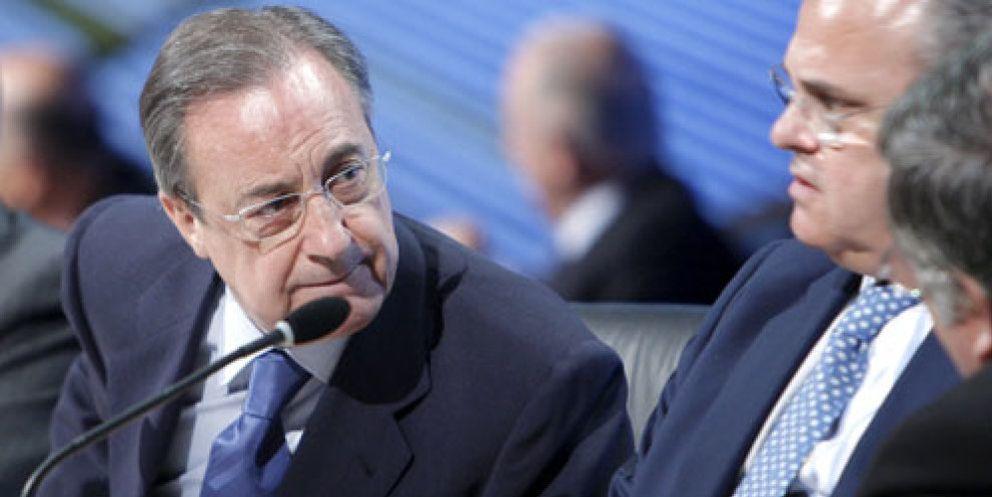 Foto: ACS se acerca al 15% de Iberdrola por 550 millones de euros con el broker de Ruiz-Mateos