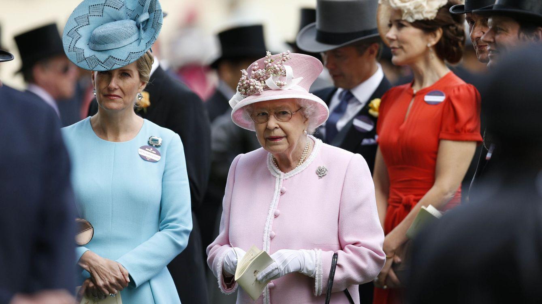 Isabel II y el cariñoso apodo que demuestra que Sophie es su nuera favorita
