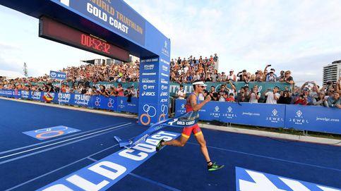 Mario Mola repite triunfo en Gold Coast