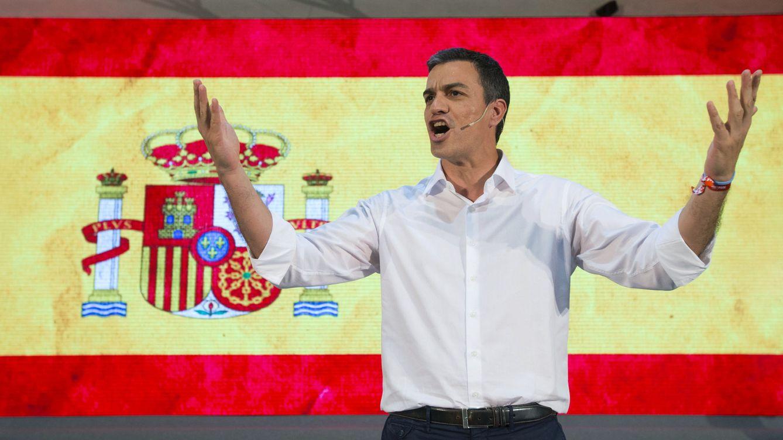 Sánchez, más anemia para el PSOE