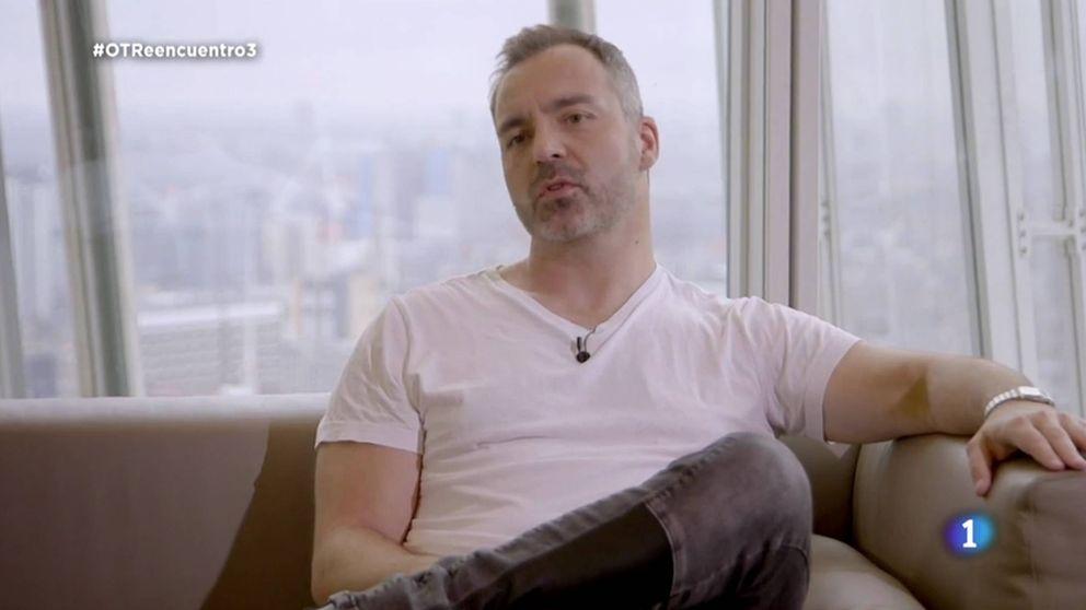 Juan Camus, tajante: 'Operación triunfo' destrozó mi autoestima