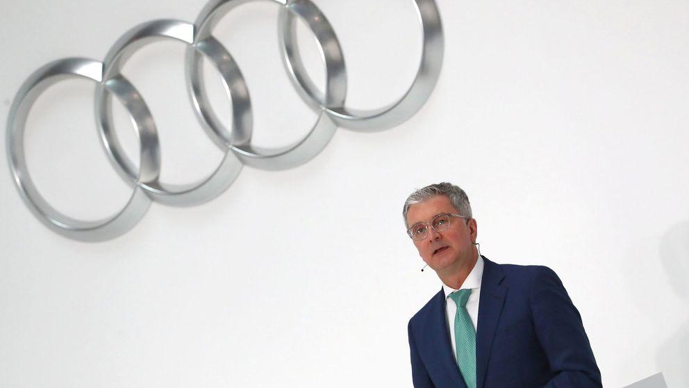 Detenido el CEO de Audi en Alemania, Rupert Stadler, por el 'dieselgate'
