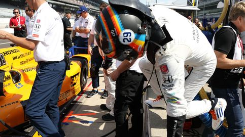 Las 500 Millas de Indianápolis, una nueva experiencia vital para Fernando Alonso