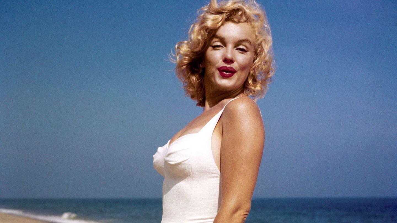 Fotografía facilitada por Galería Joseph de la actriz Marilyn Monroe. (EFE)