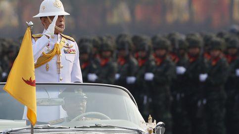 Rey de Tailandia: amenazas de muerte y protestas que llegan a la casa de Angela Merkel