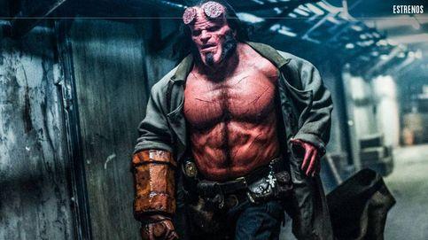 'Hellboy': un caos tan sanguinolento como incomprensible
