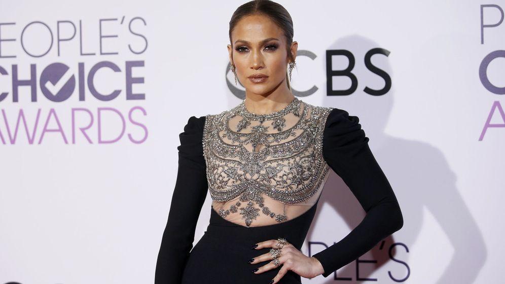 Foto: Jennifer Lopez en la