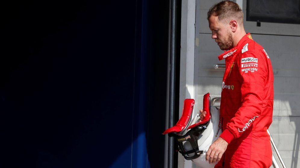 Foto: Vettel sigue pensando en su futuro en la Fórmula 1. (Reuters)