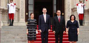 Post de Los Reyes en Perú: todas las imágenes de Letizia y Felipe en su visita oficial