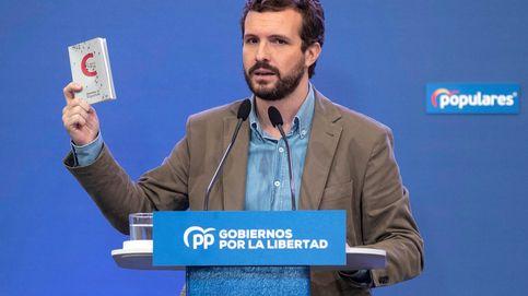 Casado lanza una cláusula anti-Delgado para dejar en evidencia a Sánchez