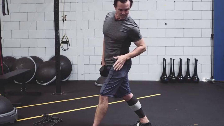 El movimiento de rotación, tengas el objeto que tengas entre las manos, es fundamental.