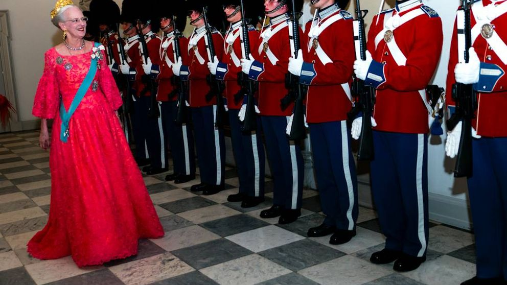 El baile de la familia real danesa que parece una película de Disney