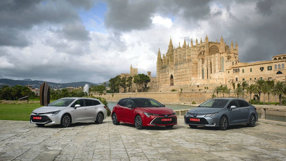 Foto: Nuevo Toyota Corolla, solo en versión híbrida
