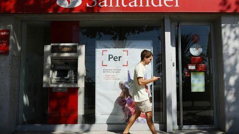 AXA encuentra un bono en las oficinas de Santander y estudia hacerlas socimi
