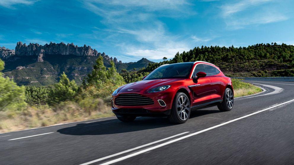 El precio en España del novedoso SUV de Aston Martin, el lujoso DBX