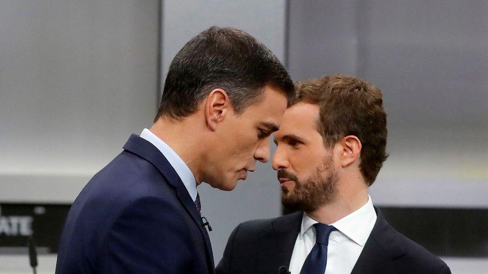 Sánchez cierra sus reuniones con la derecha: se cita el lunes con Casado y Arrimadas