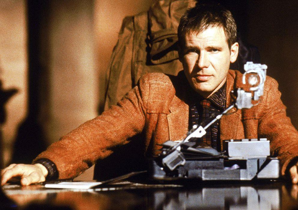 Foto: Fotograma de 'Blade Runner' donde Harrison Ford somete a un replicante al test de Turing