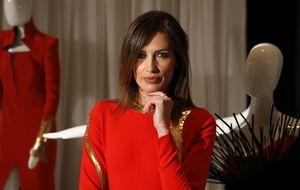 Nieves Álvarez esquiva las preguntas sobre su posible crisis matrimonial