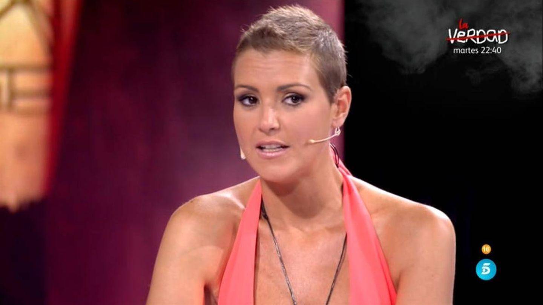 María Jesús, en 'Supervivientes 2018'. (Telecinco)