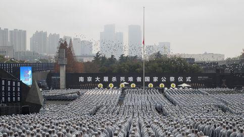 Homenaje a las víctimas de Nanjing en China