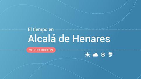 El tiempo en Alcalá de Henares: previsión meteorológica de hoy, miércoles 13 de noviembre