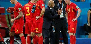 Post de El español Roberto Martínez echa del Mundial a Brasil