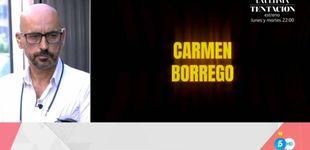 Post de Vuelve a 'Viva la vida' (Telecinco) Diego Arrabal, el azote de Carmen Borrego