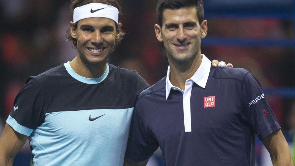 Así se vivió la semifinal del Torneo de Maestros: Rafa Nadal-Novak Djokovic