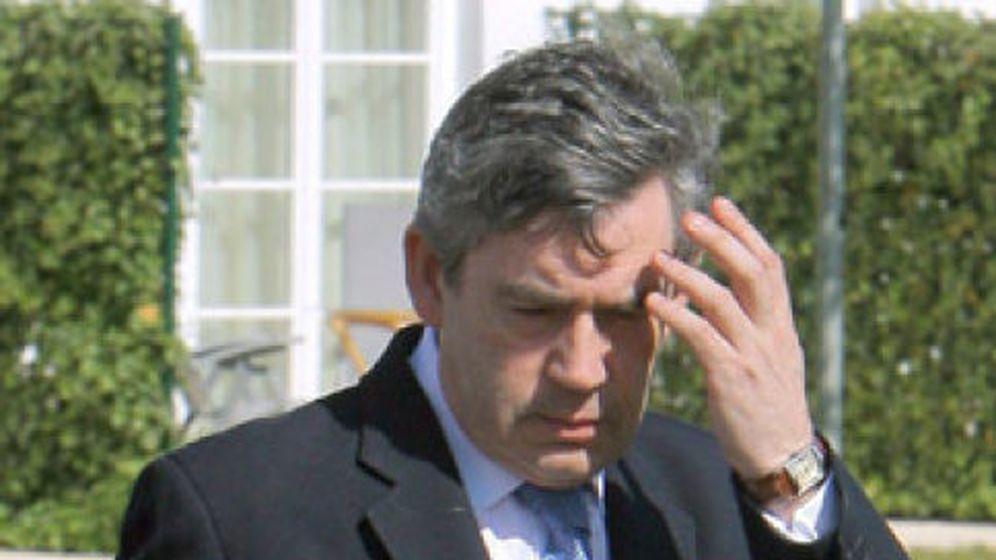 Foto: Margarita de Rumanía recuerda a Gordon Brown como un hombre apasionado