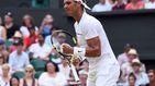 Rafa Nadal continúa volando en Wimbledon y ya está en octavos de final