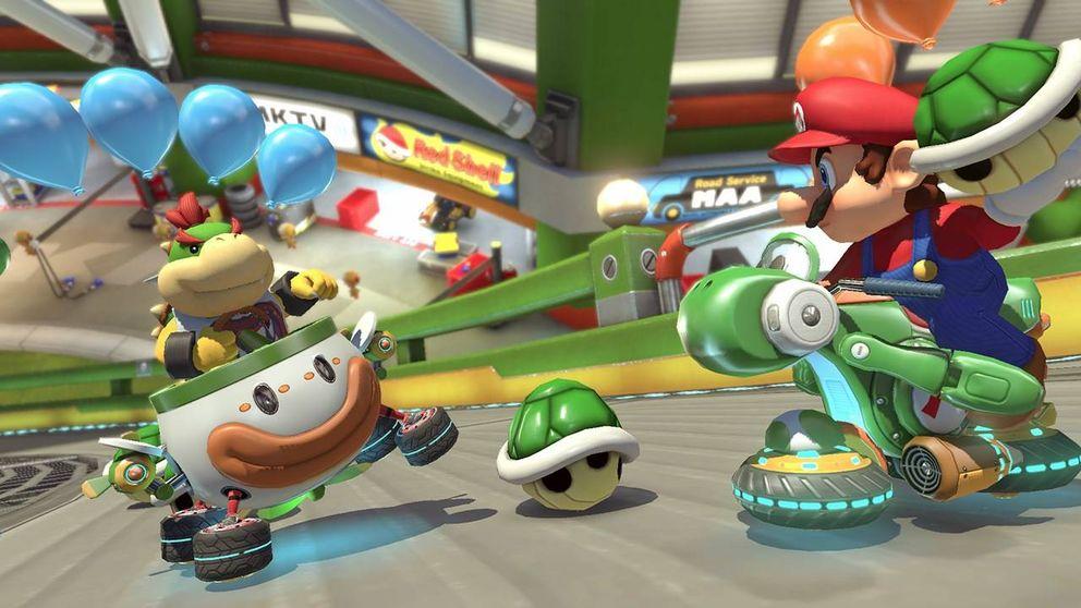 Al volante con Mario: este juego te hará desear la última consola de Nintendo