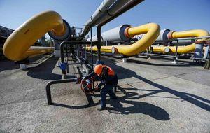 La Unión Europea habla de riesgos tras cortar Rusia el gas a Ucrania