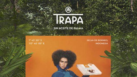 El 'lobby' del aceite de palma carga contra los bombones Trapa por publicidad engañosa