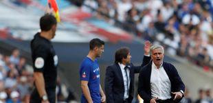 Post de Morata lo tiene crudo para ir al Mundial tras ser suplente en la final de la FA Cup