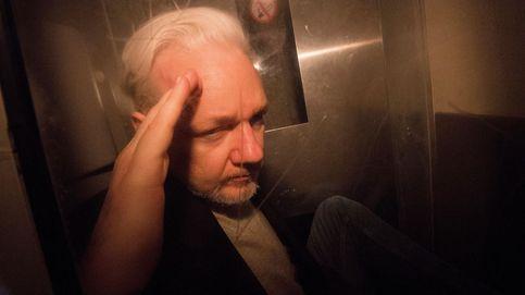 Detienen en Alicante a cuatro personas acusadas de extorsionar a Julian Assange