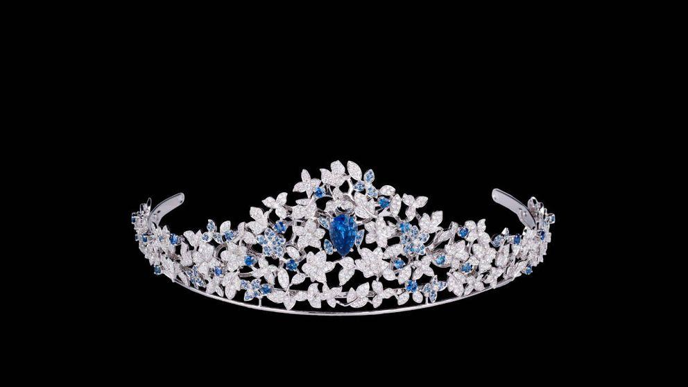 La nueva tiara de 'renting' de la princesa Marie de Dinamarca