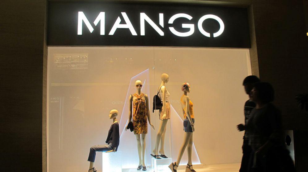 Foto: Una de las tiendas Mango. (Reuters)