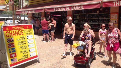 Así se vive el Brexit en Benidorm, la meca del turismo 'british'